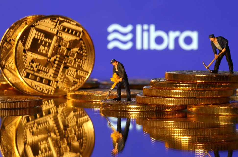 Facebook's released its white paper about its Libra currency in June. Photo: Reuters
