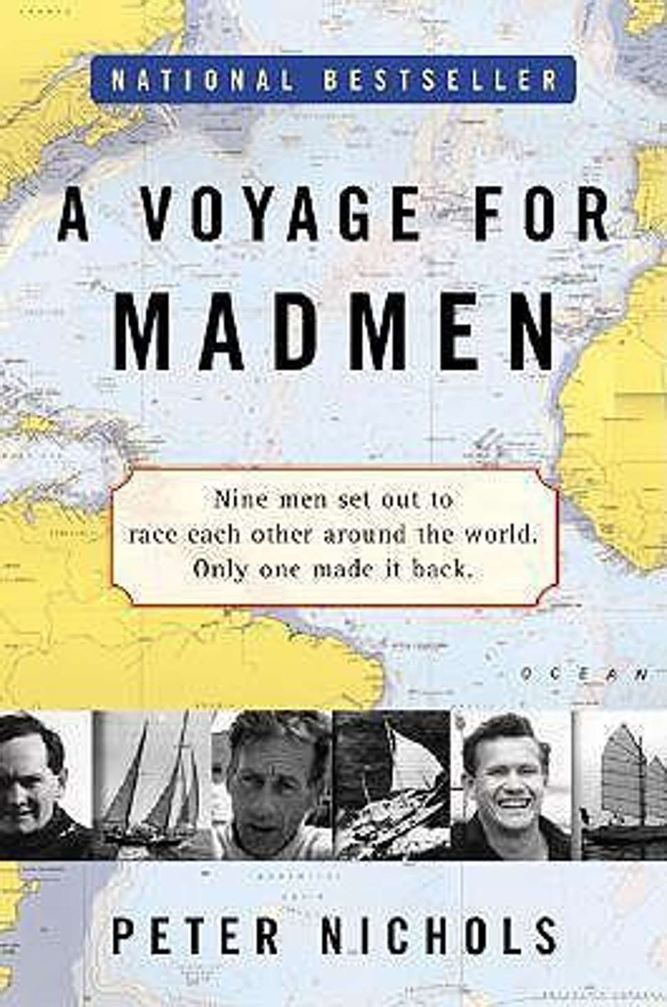 The book captures the atmosphere during a crazy time in sailing in an event that created a series of incredible stories.