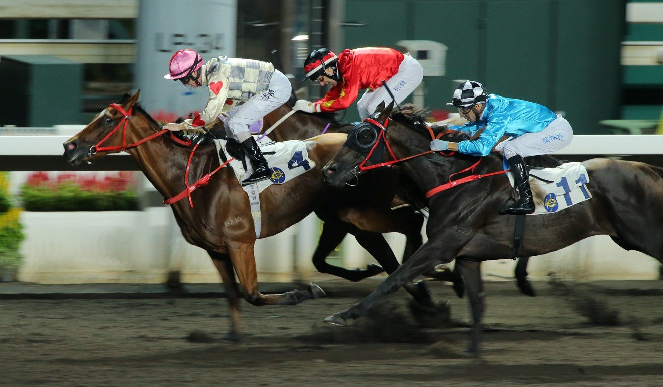 Glorious Artist goes on to win at Sha Tin this season.