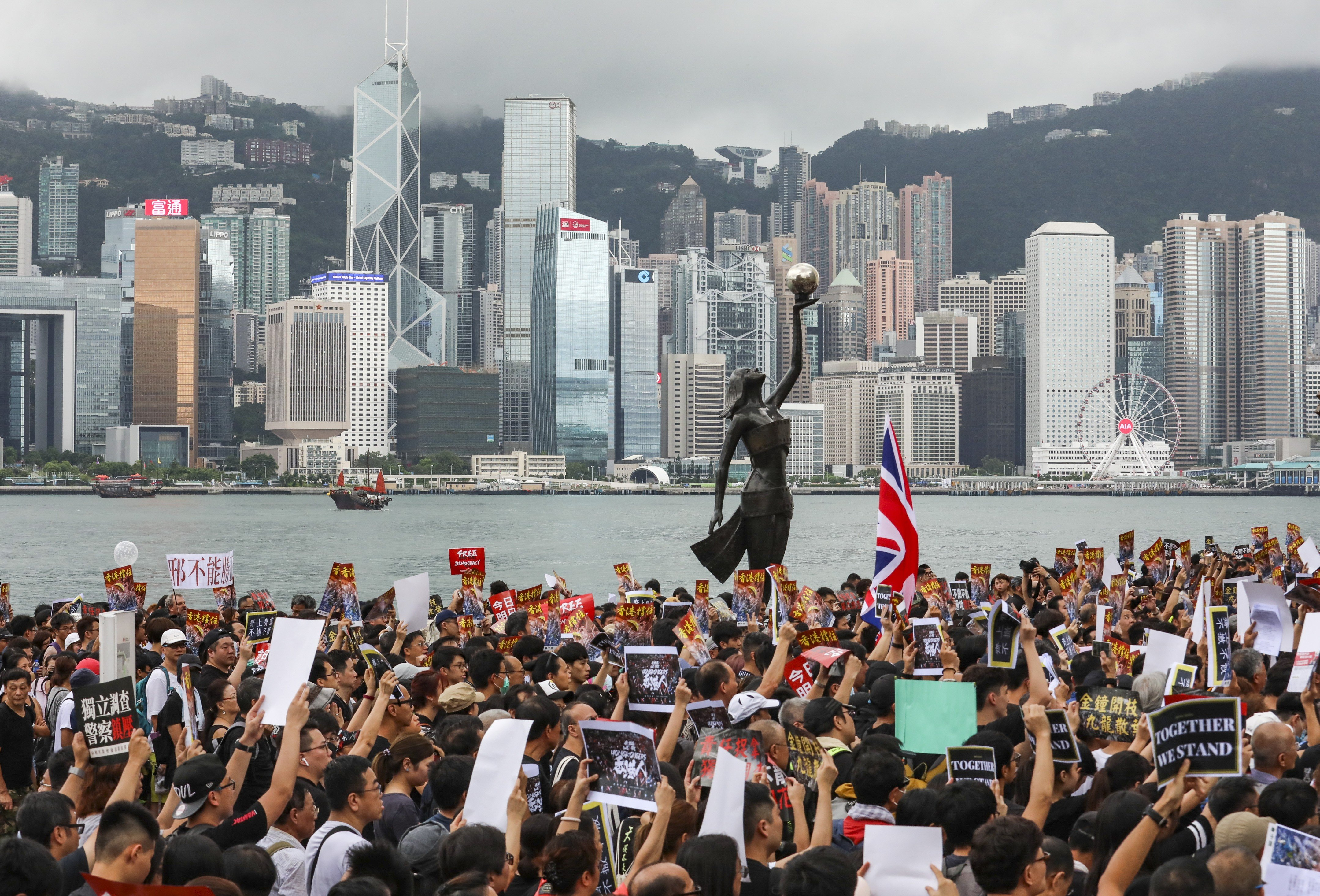 Hong Kong's political instability means 2020 could be the endgame