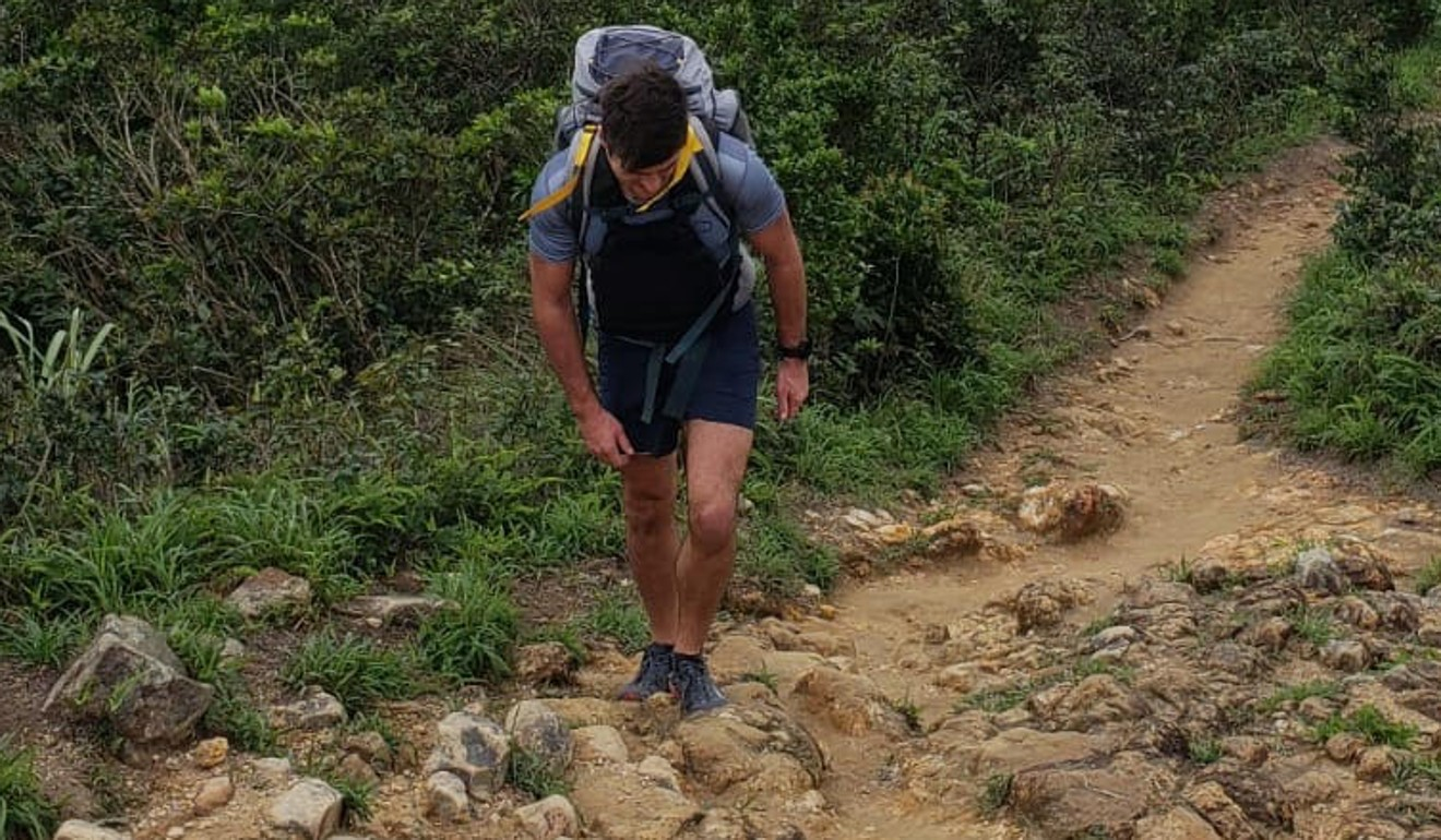 Grieving son to carry 45kg in LT70 ultra marathon – a kilogram for every one his father lost during battle against cancer