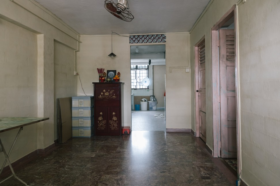 Inside a public housing block from Invisible Stories. Photo: HBO Asia