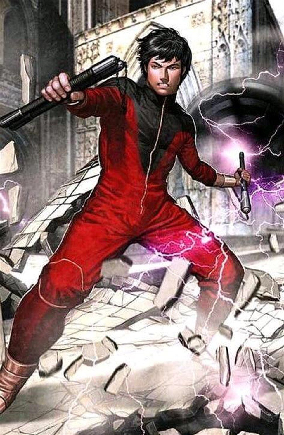 Shang-Chi made his debut in Marvel Comics in 1973. Photo: Weibo