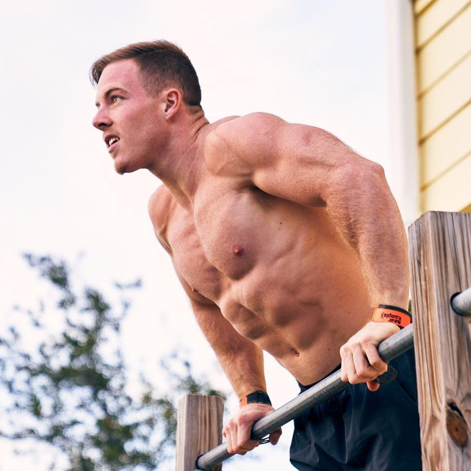 Noah Olshen also seems primed to have his best year at the 2019 CrossFit Games. Photo: Facebook