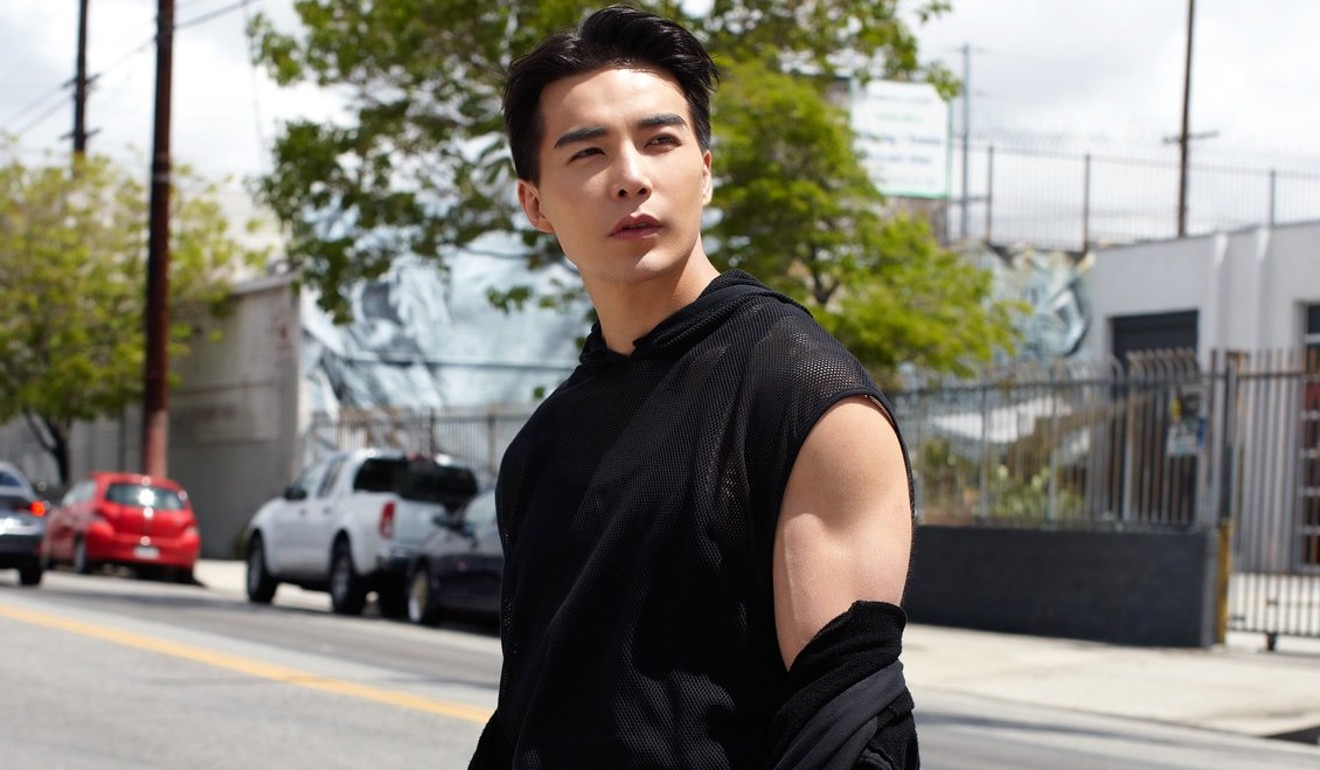 Actor Ludi Lin was another crowd-pleaser as fans discussed their choice for the role of Shang-Chi. Photo: Twitter