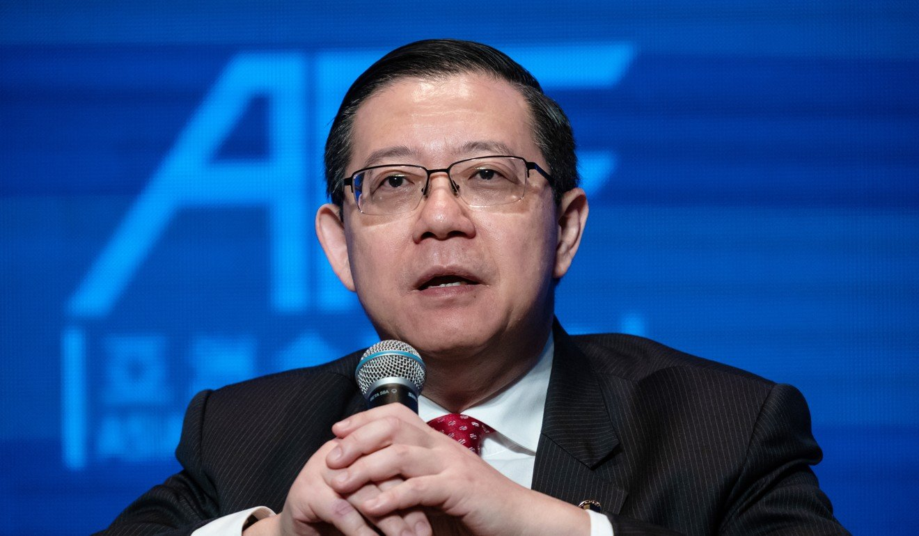 Lim Guan Eng, Malaysia's finance minister. Photo: Bloomberg