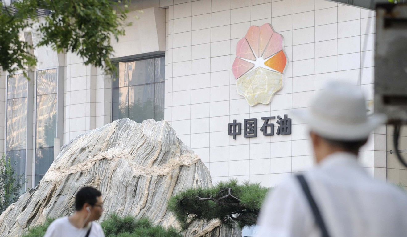 China Petroleum Pipeline Engineering is a subsidiary of China National Petroleum Corp. Photo: Kyodo