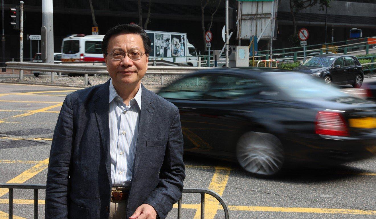 Anthony Cheung Bing-leung. Photo: Felix Wong
