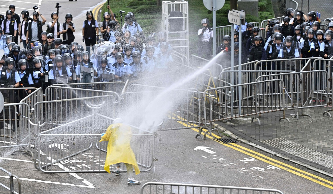 As antagonism between Hong Kong protesters and police escalates, there's still hope for healing the rift