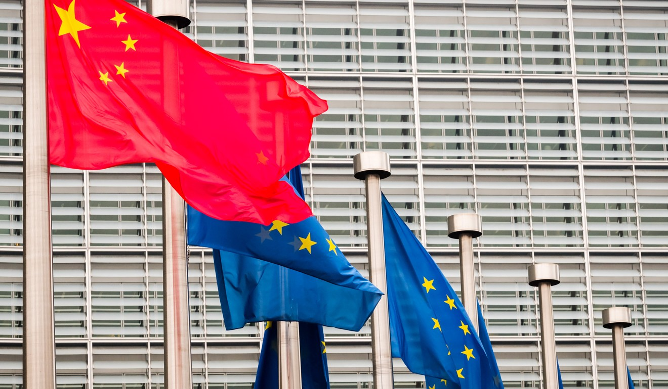 "The motion tabled by the MEPs ""ignores the facts and confuses right from wrong"", accordgint to Beijing. Photo: Bloomberg"