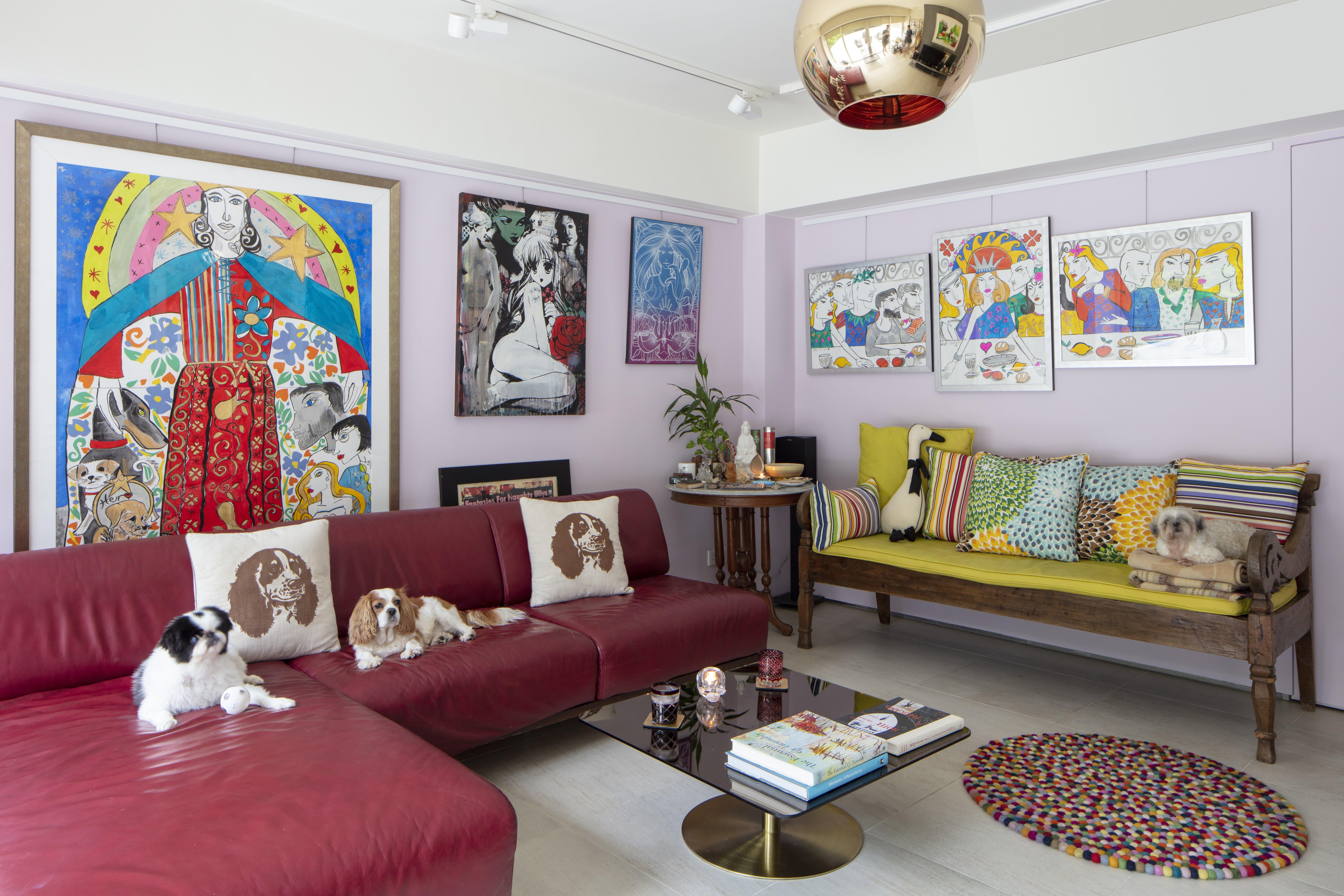 How Feng Shui Transformed Hong Kong Artist S Home Into A
