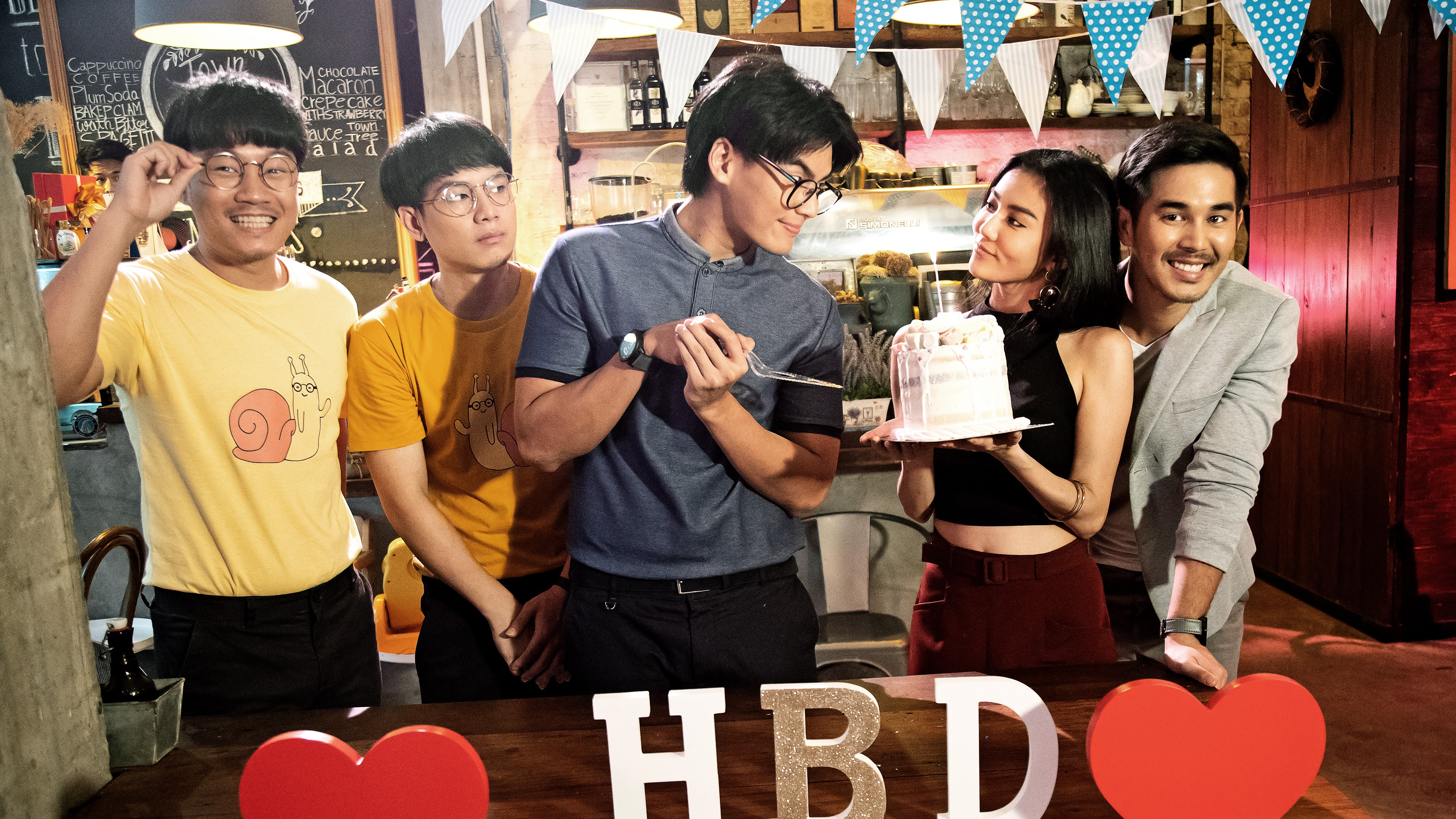 Why Bangkok Love Stories: Hey You! is not the Netflix show