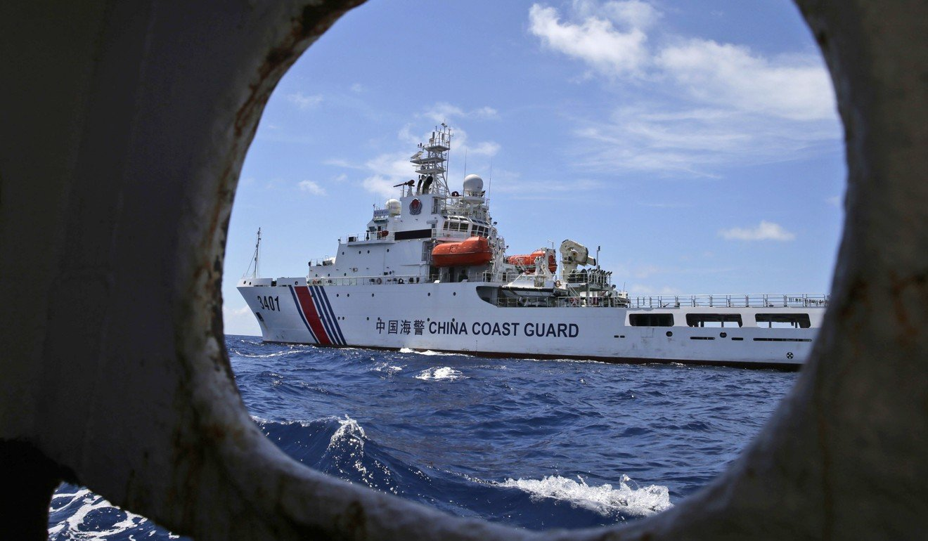 China's neighbours bolster their coastguards as stand-off stokes tensions in disputed South China Sea