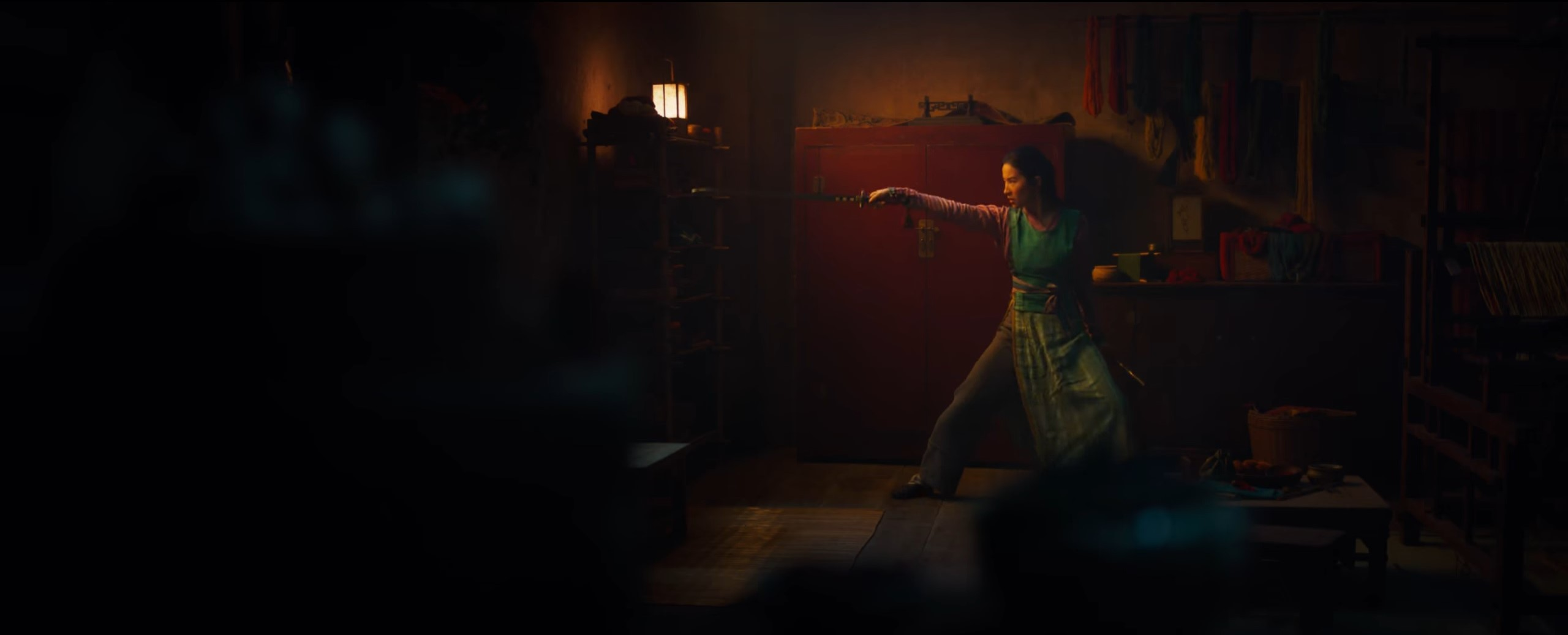 Mulan sparks different questions about Chinese identity in