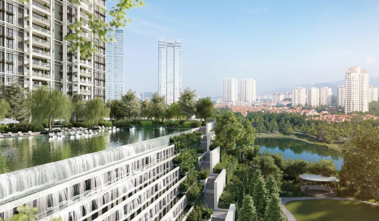 Park Regent - Investors in Park Regent in Kuala Lumpur are looking to live there once it is completed, in a departure from the usual practice of buying property for investment purposes.