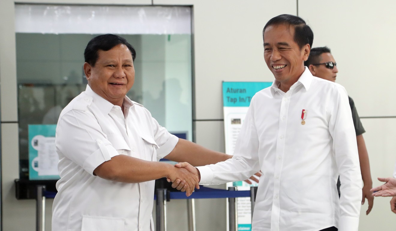Indonesia's opposition leader Prabowo will 'mediate' if authorities ban radical group Islamic Defenders Front
