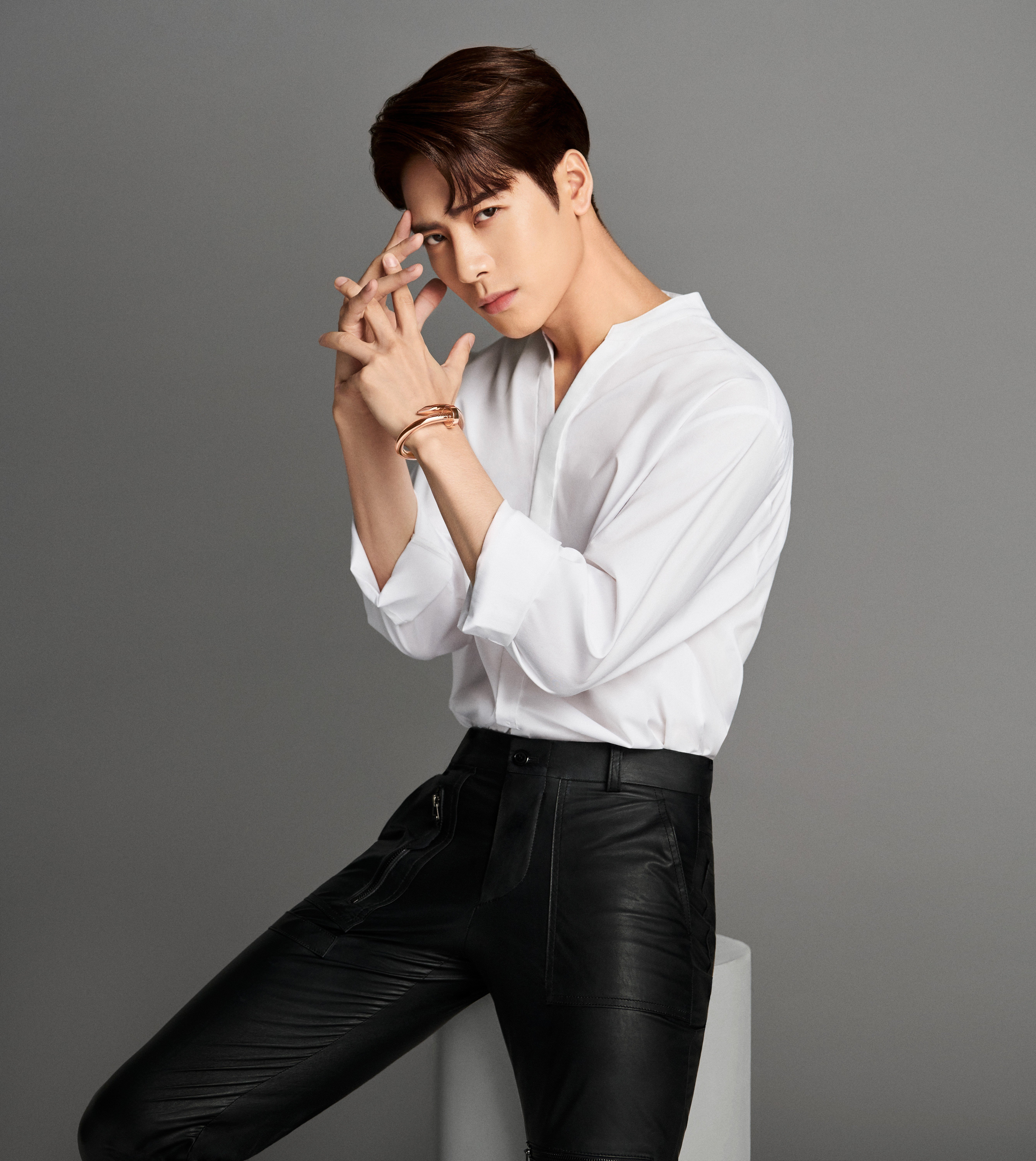 K Pop Star Jackson Wang From Boy Band Got7 Is The Fresh New Face Of Cartier South China Morning Post