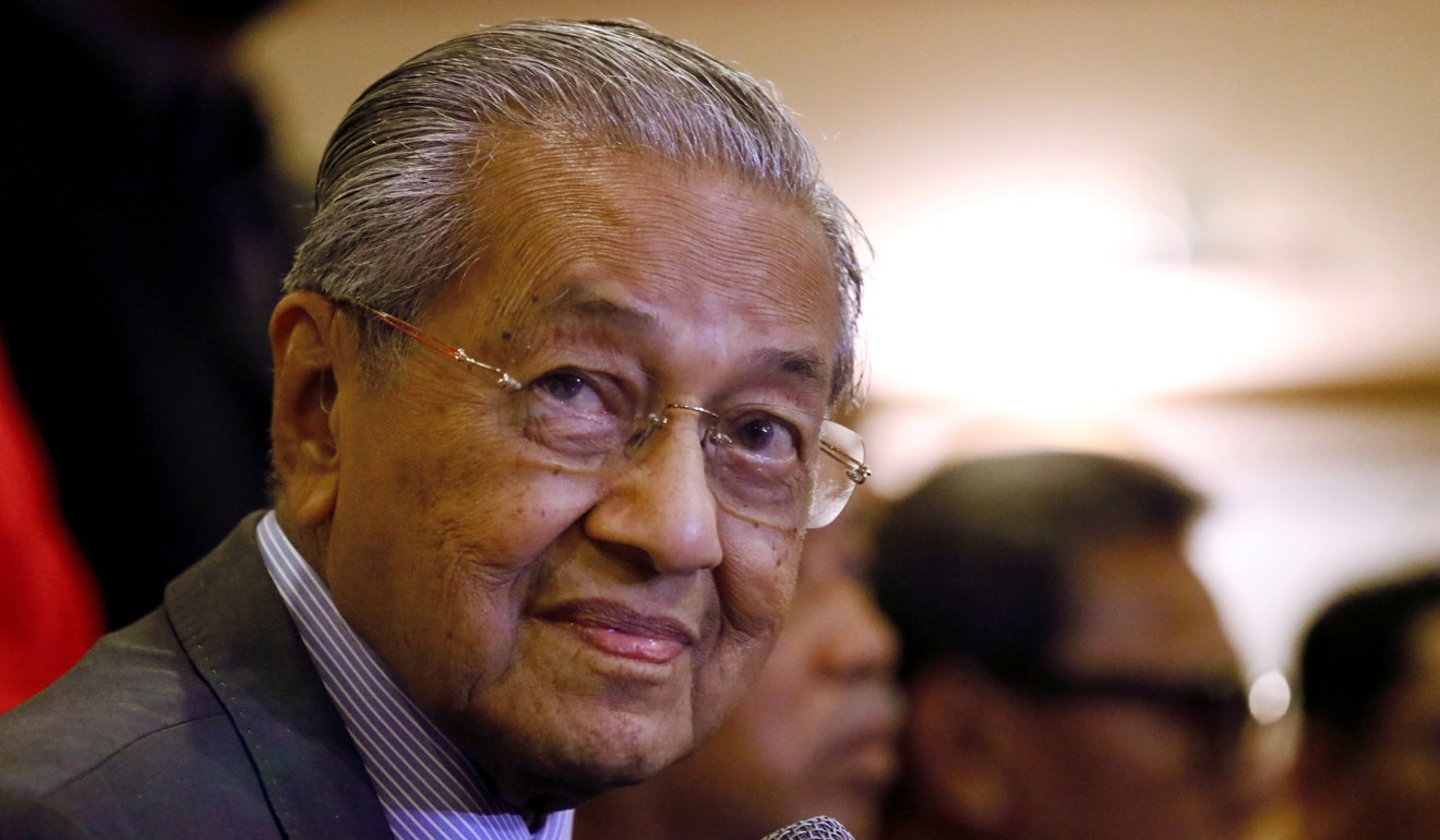 Prime Minister Mahathir Mohamad says the plant's licence is dependent on finding a solution for radioactive waste. Photo: Reuters