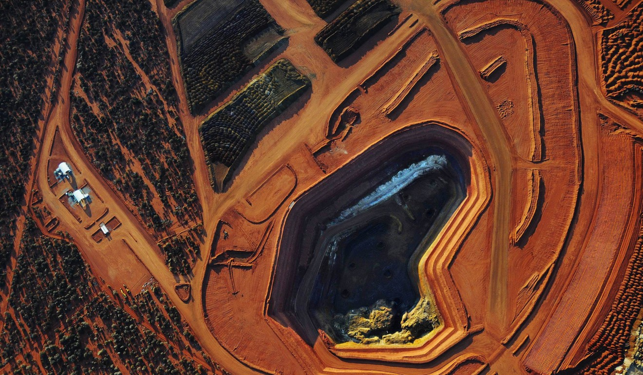 A Lynas mine in Western Australia. Photo: AFP