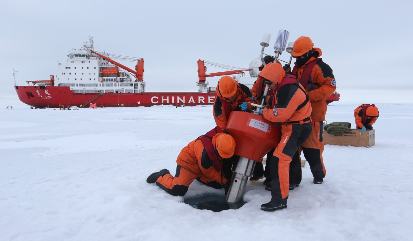 As melting ice opens up Arctic routes, can the US set aside China and Russia rivalry for climate's sake?