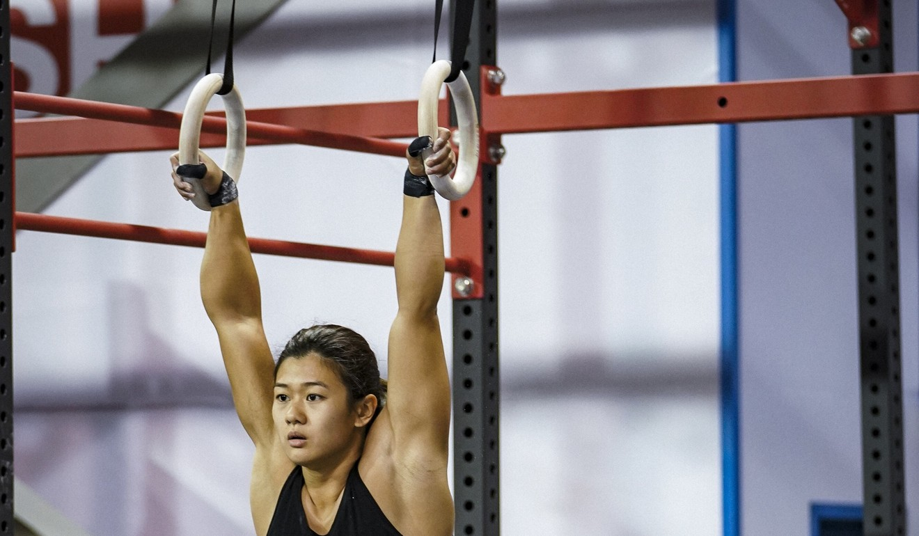 Lifting your own body weight, like pull-ups or press-ups, is a key component of CrossFit. Photo: Handout