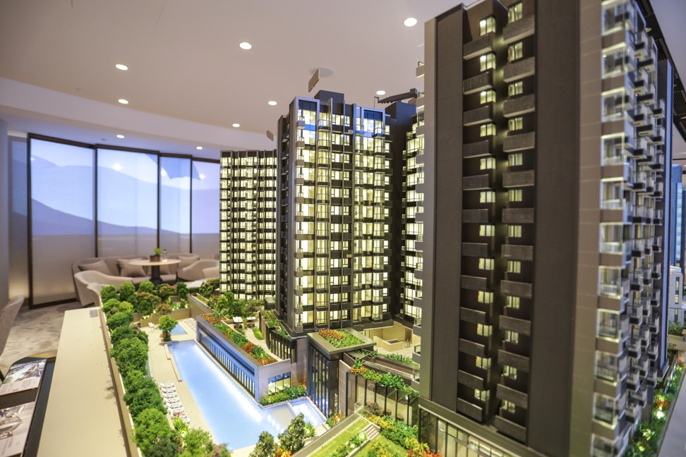 GREAT EAGLE HOLDINGS - Models of Ontolo development in Tai Po