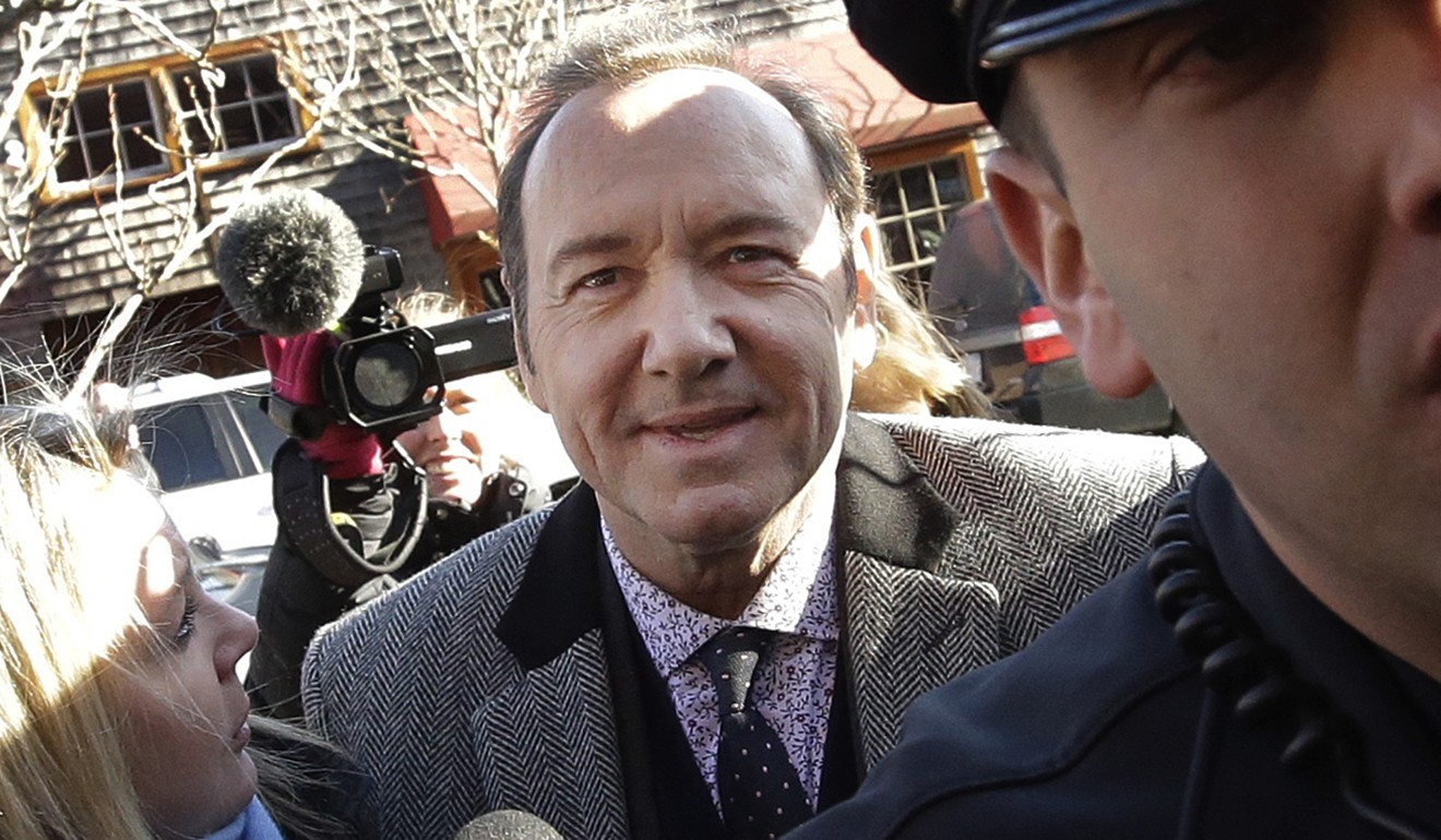 Guests 'speechless' as Kevin Spacey reads poem at exclusive event at Rome museum