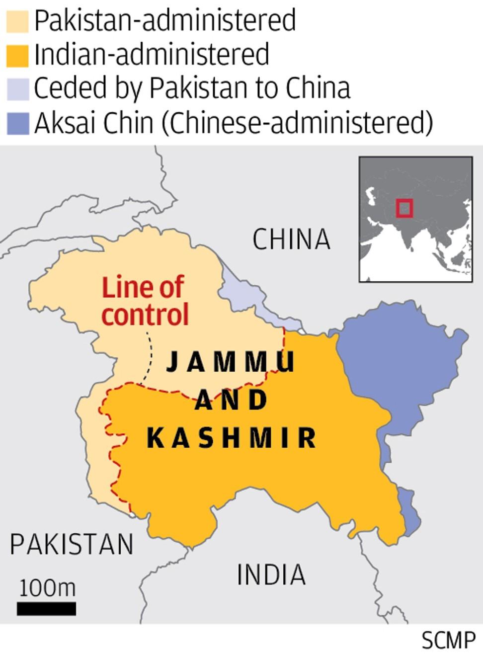 Militants kill Kashmir BJP politician Gul Mohammad Mir as next India