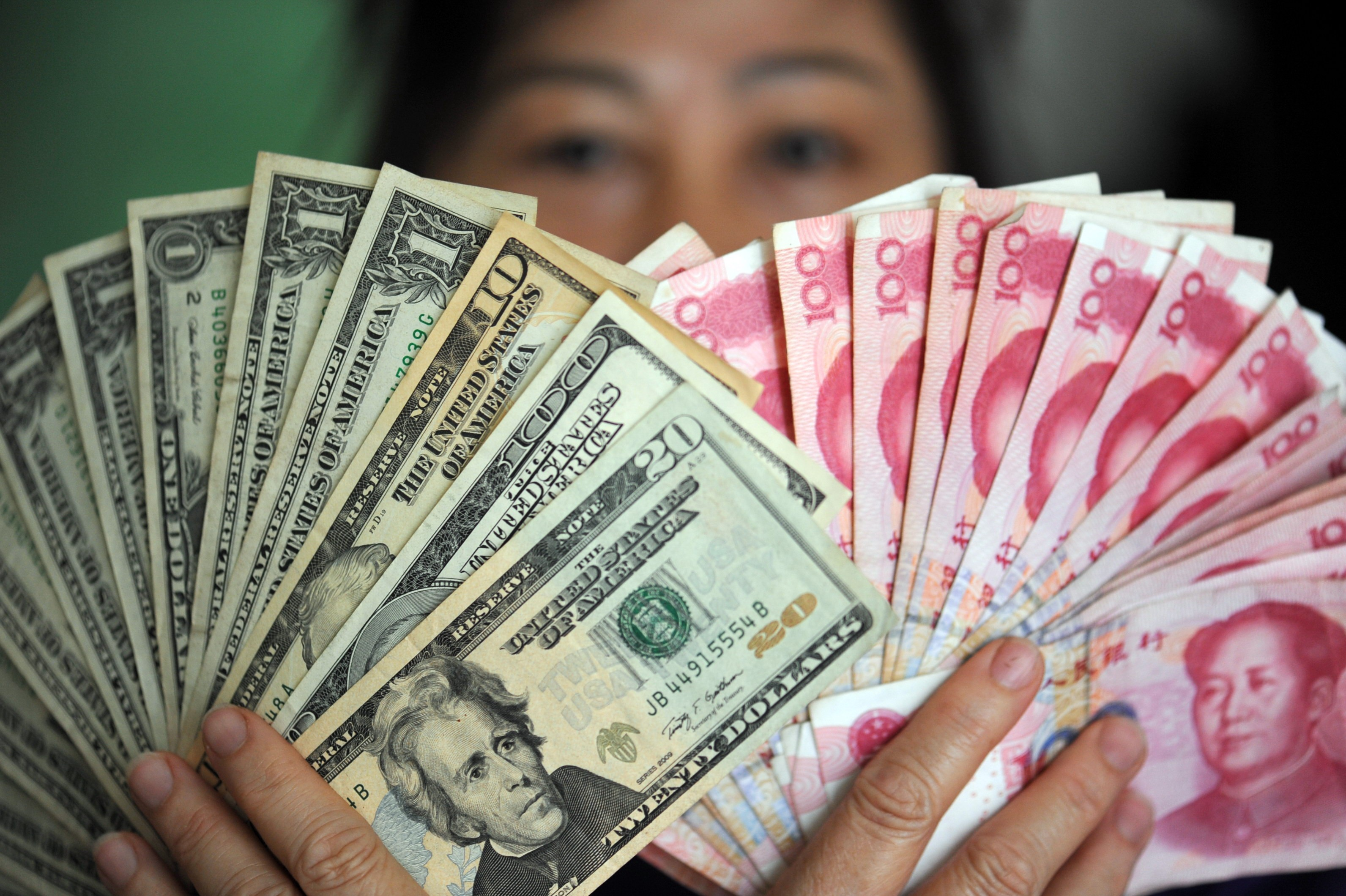 China Exchange Rate Drop Could Continue