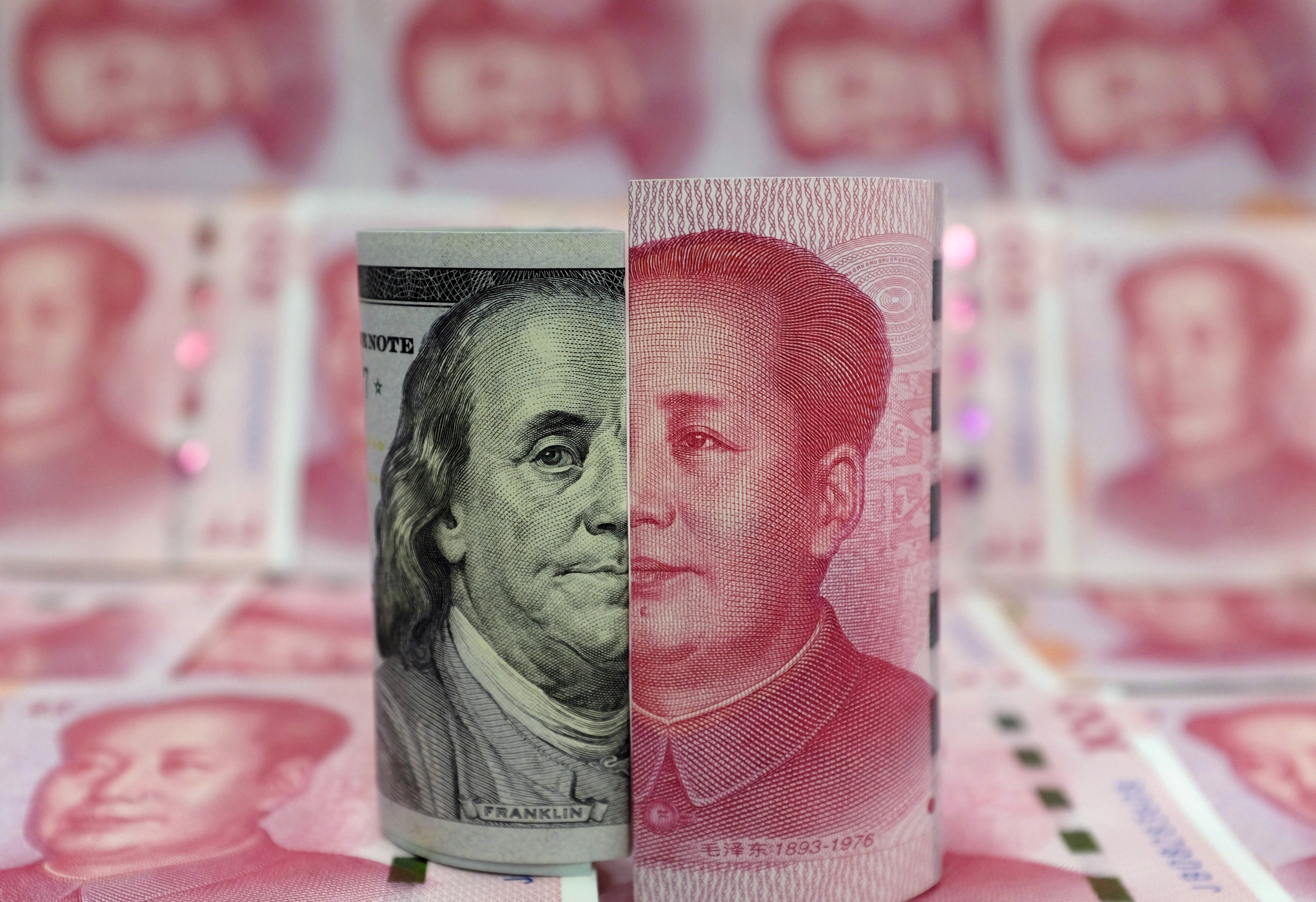 Washington's claim of currency manipulation by China is fantasy