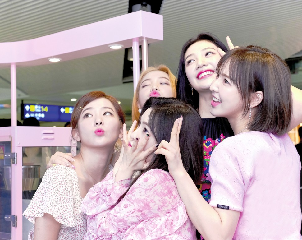 What did K-pop stars Red Velvet have to say to us when they visited Hong Kong?