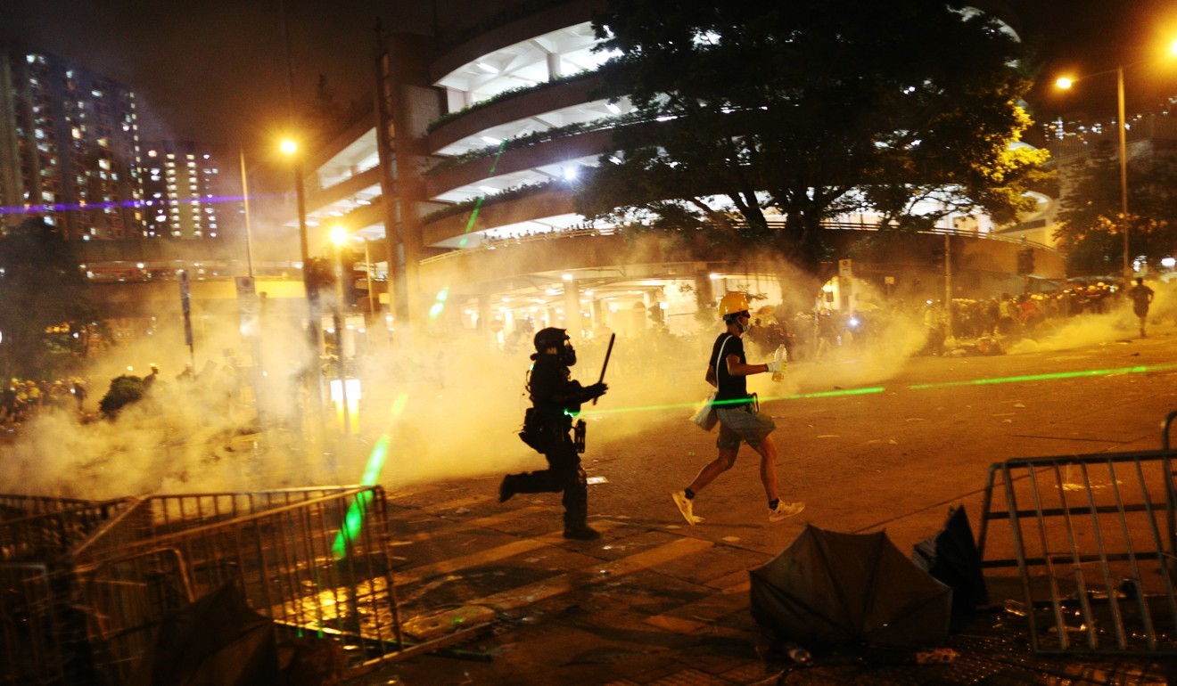 Are Singaporeans gloating at the chaos caused by Hong Kong protests?