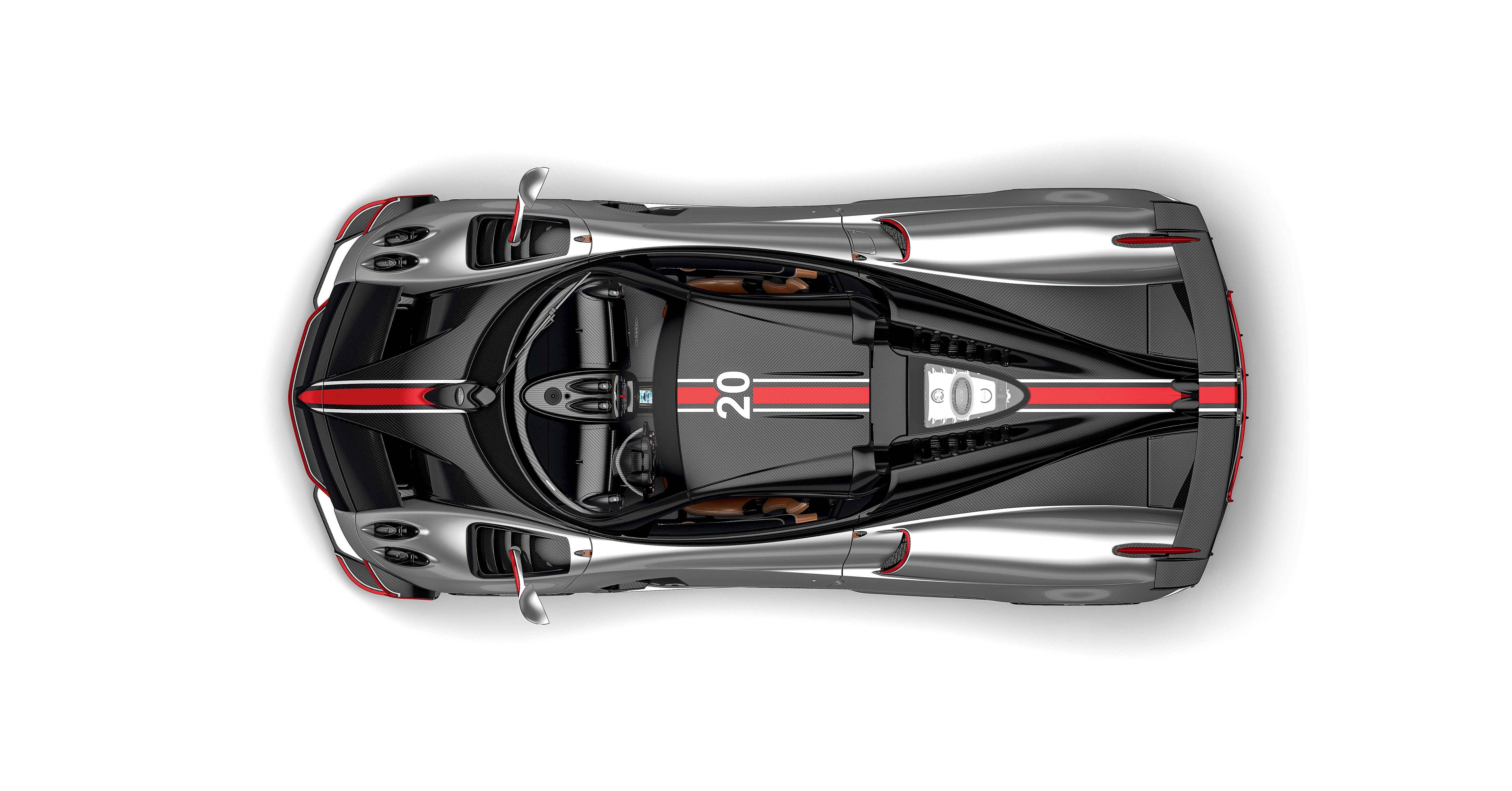 The HK$30 million Pagani Huayra is the latest version of Mark Zuckerberg's supercar – and is more than twice the price