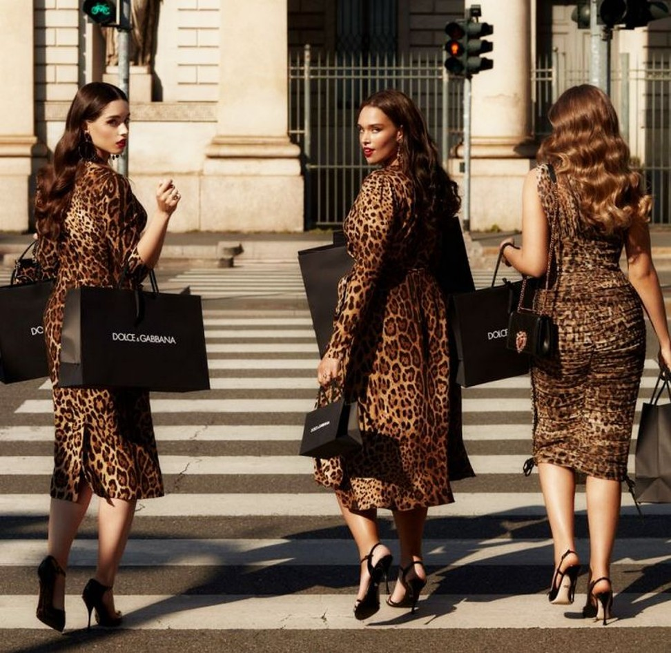 Well done, Dolce & Gabbana – the fashion house is the first to offer larger sizes, available in the pre-fall 2019 collection
