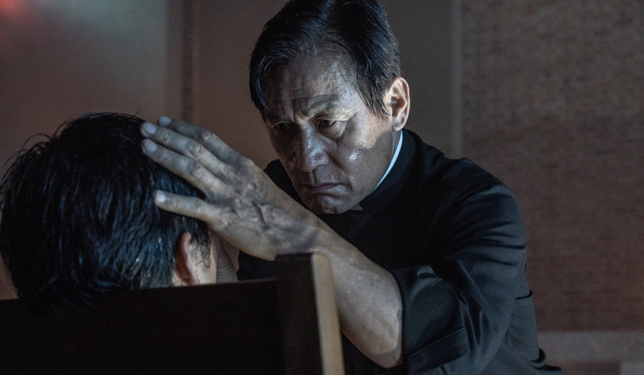 The Divine Fury film review: The Exorcist meets mixed martial arts in limp Korean thriller