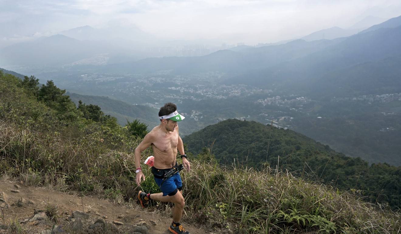 John Ellis is one of Hong Kong's running stalwarts, competing in numerous ultramarathons, but has never had a DNF. Photo : Lloyd Belcher