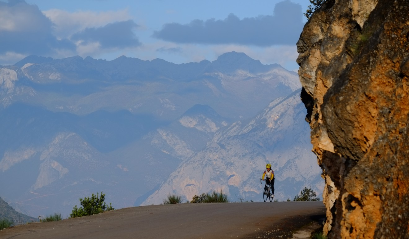 Cycling in Yunnan – the Haute Route is staging a debut event in China this year.