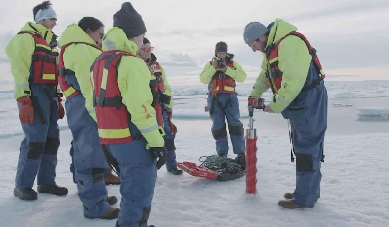 Microplastics discovered deep in Arctic ice, highlighting growing threat of plastic pollution