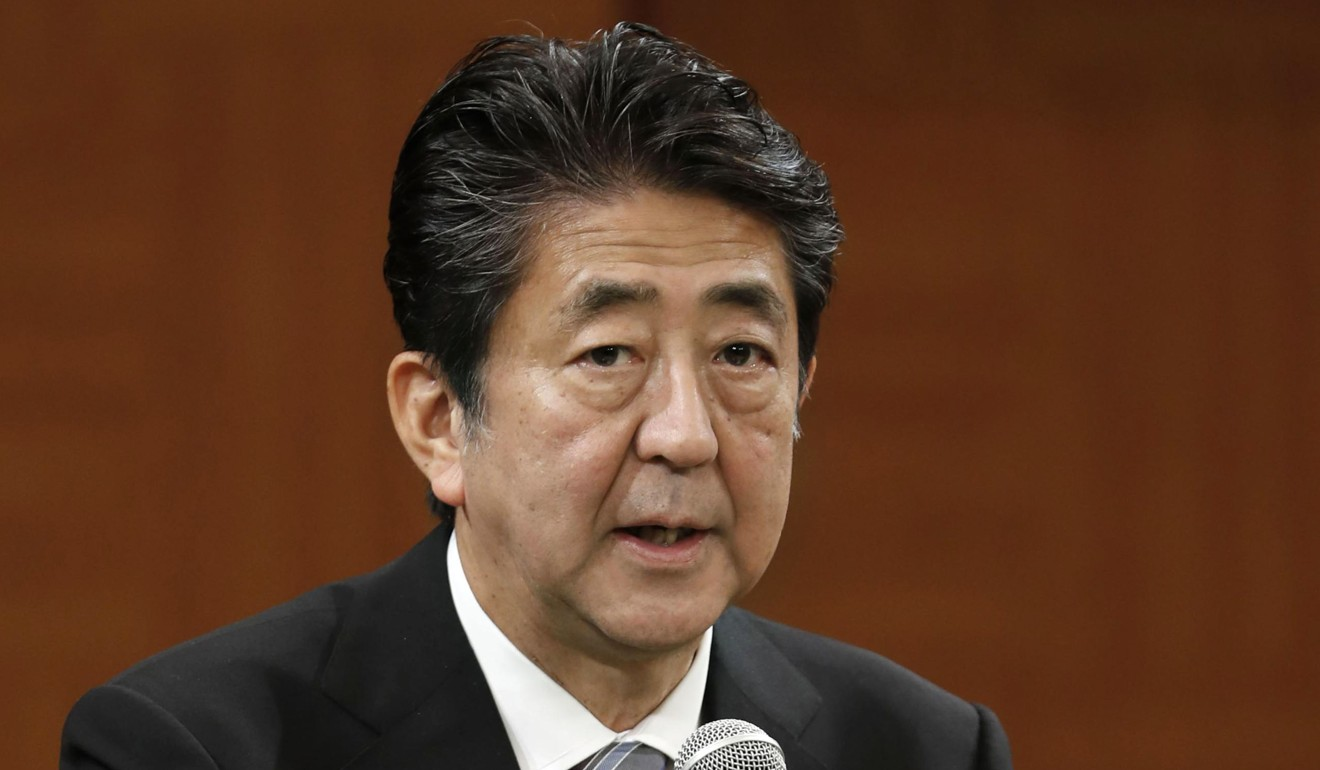 Japanese PM Shinzo Abe sends offering to controversial Yasukuni Shrine