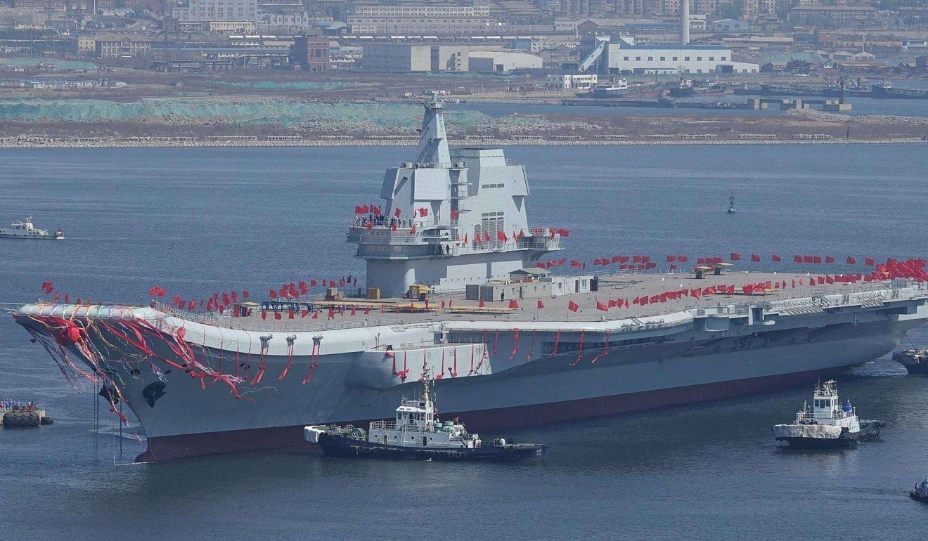 China's new aircraft carrier to pack more jet power than the Liaoning