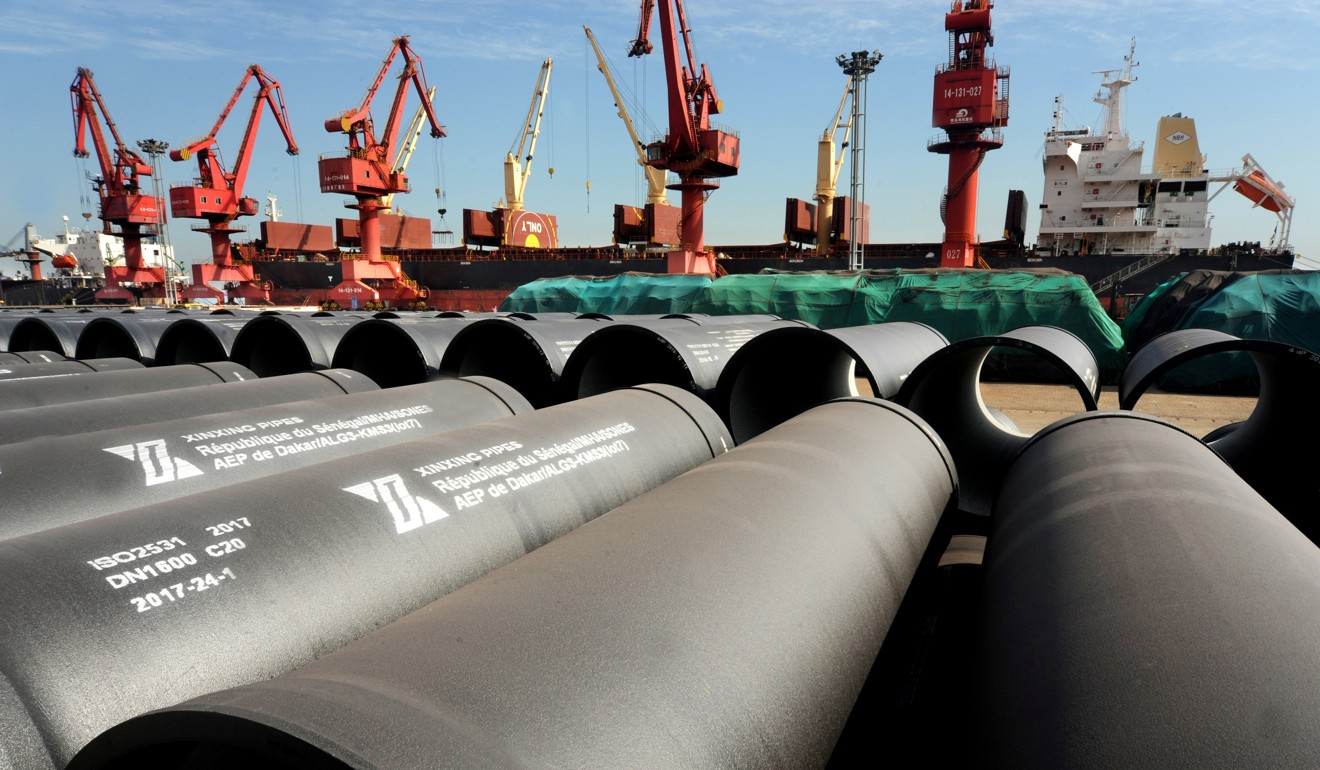 US Commerce Department to examine whether Chinese steel is getting around US penalties
