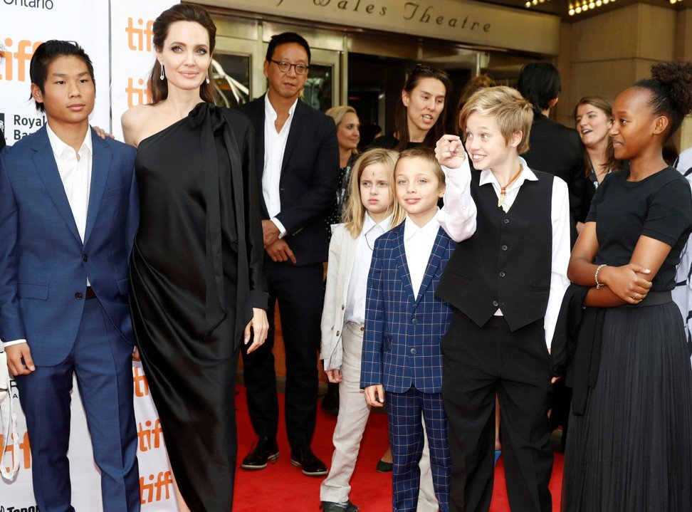 From Jaden Smith and Indya Moore to Shiloh Jolie-Pitt, 5