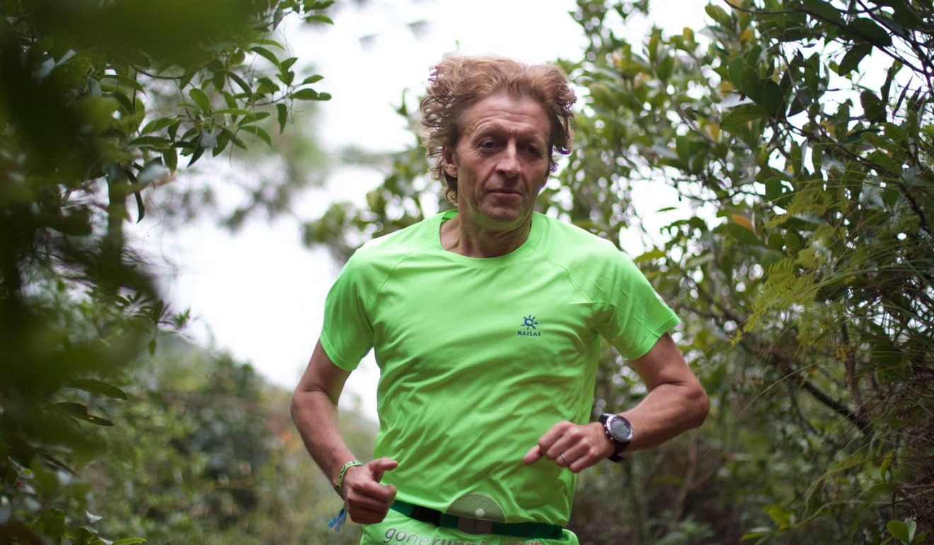 Peter Hopper says getting shoes to correct a running stride isn't a good idea. Photo: Martijn Doekes
