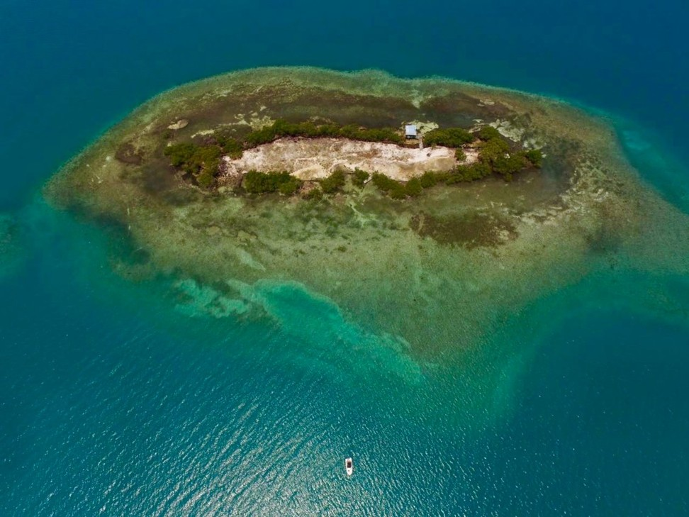 Do you have US$530,000 to buy your own Caribbean private island in Belize?