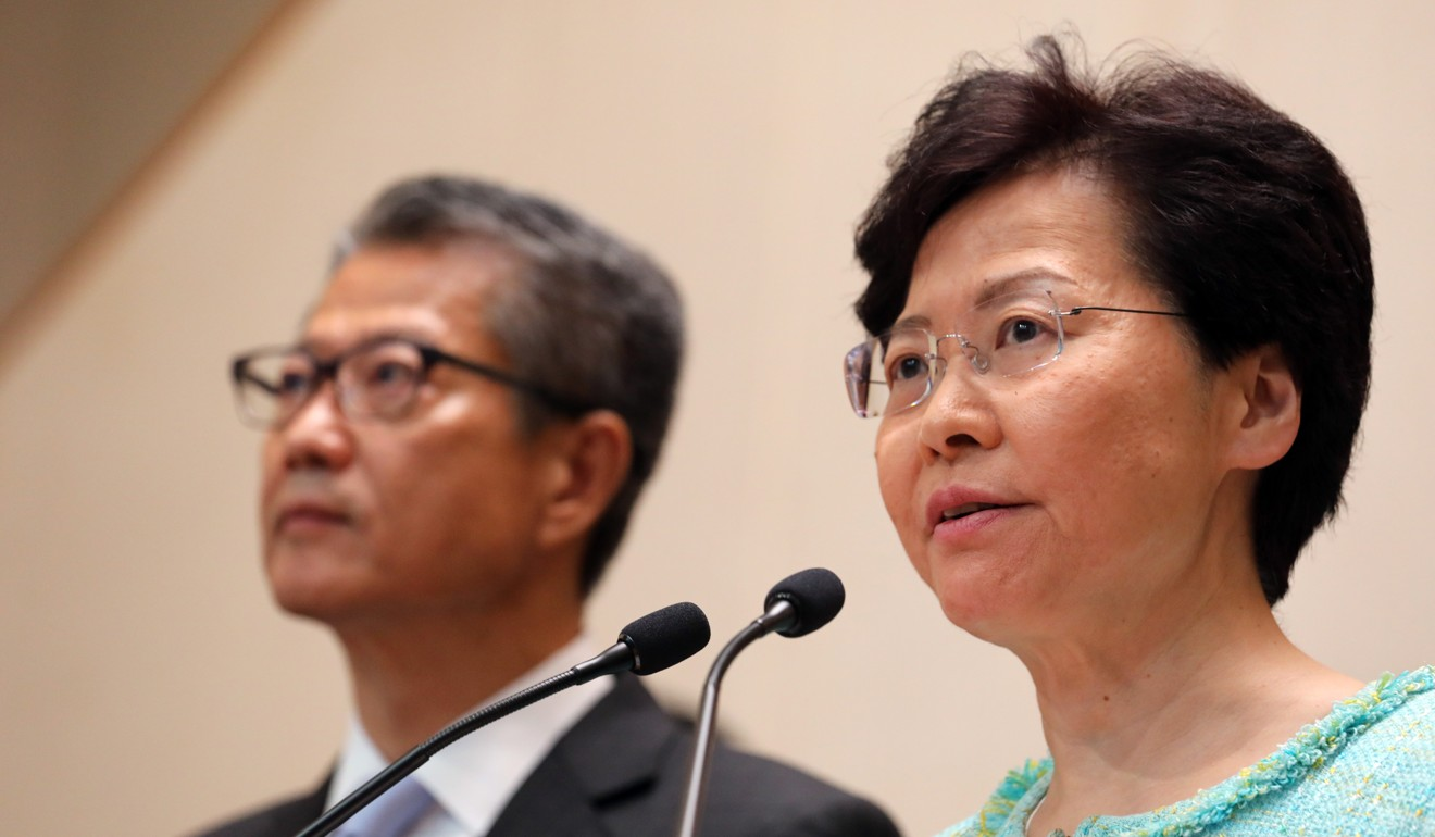 Carrie Lam can defuse the Hong Kong protests by taking on the property tycoons