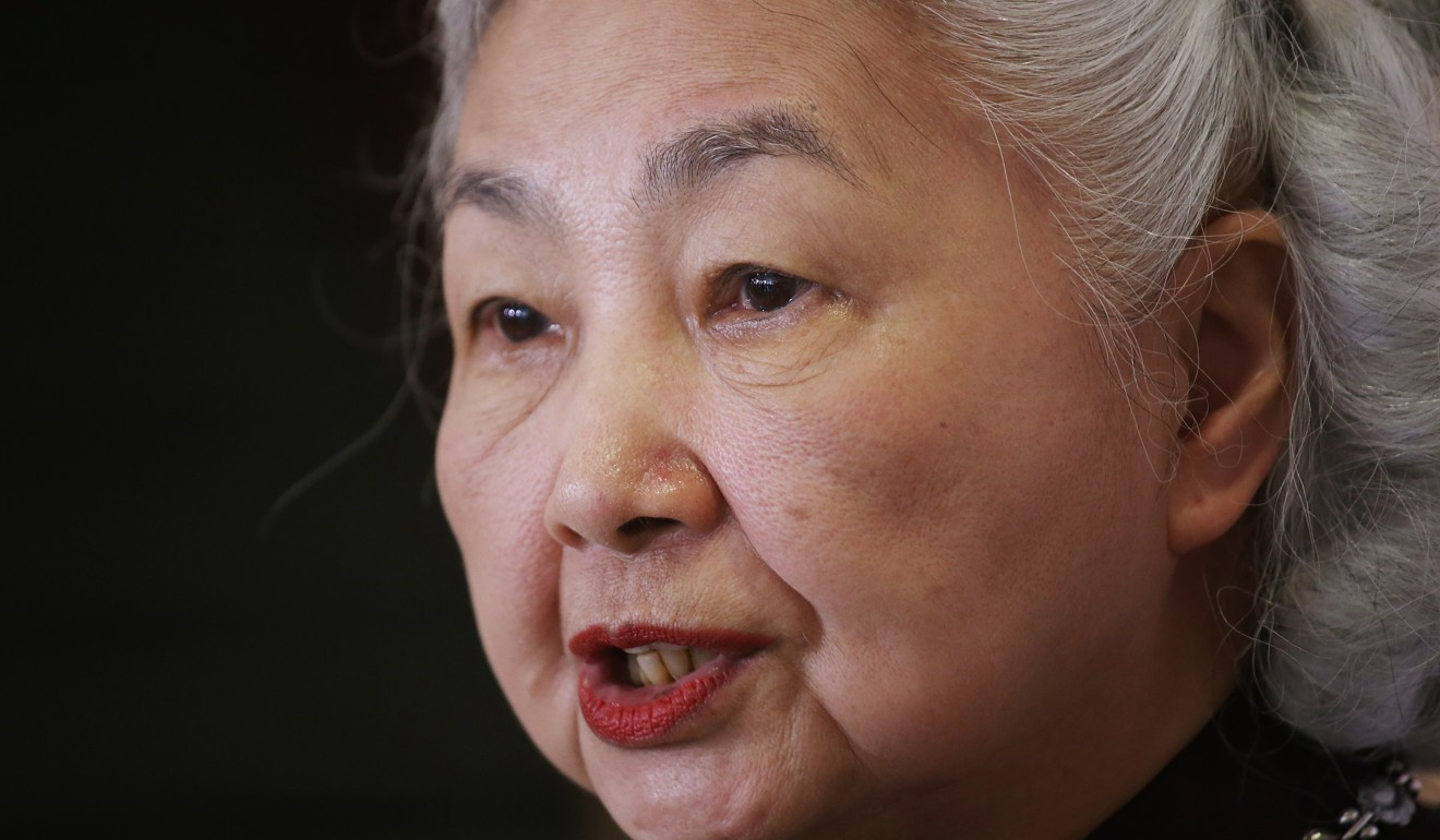 No reason for Beijing to send troops to Hong Kong to deal with protests, says former justice secretary Elsie Leung