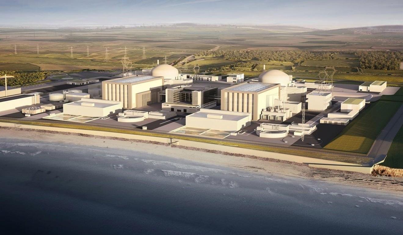 Welder shortage threatens British Prime Minister Boris Johnson's nuclear energy 'revival' plans