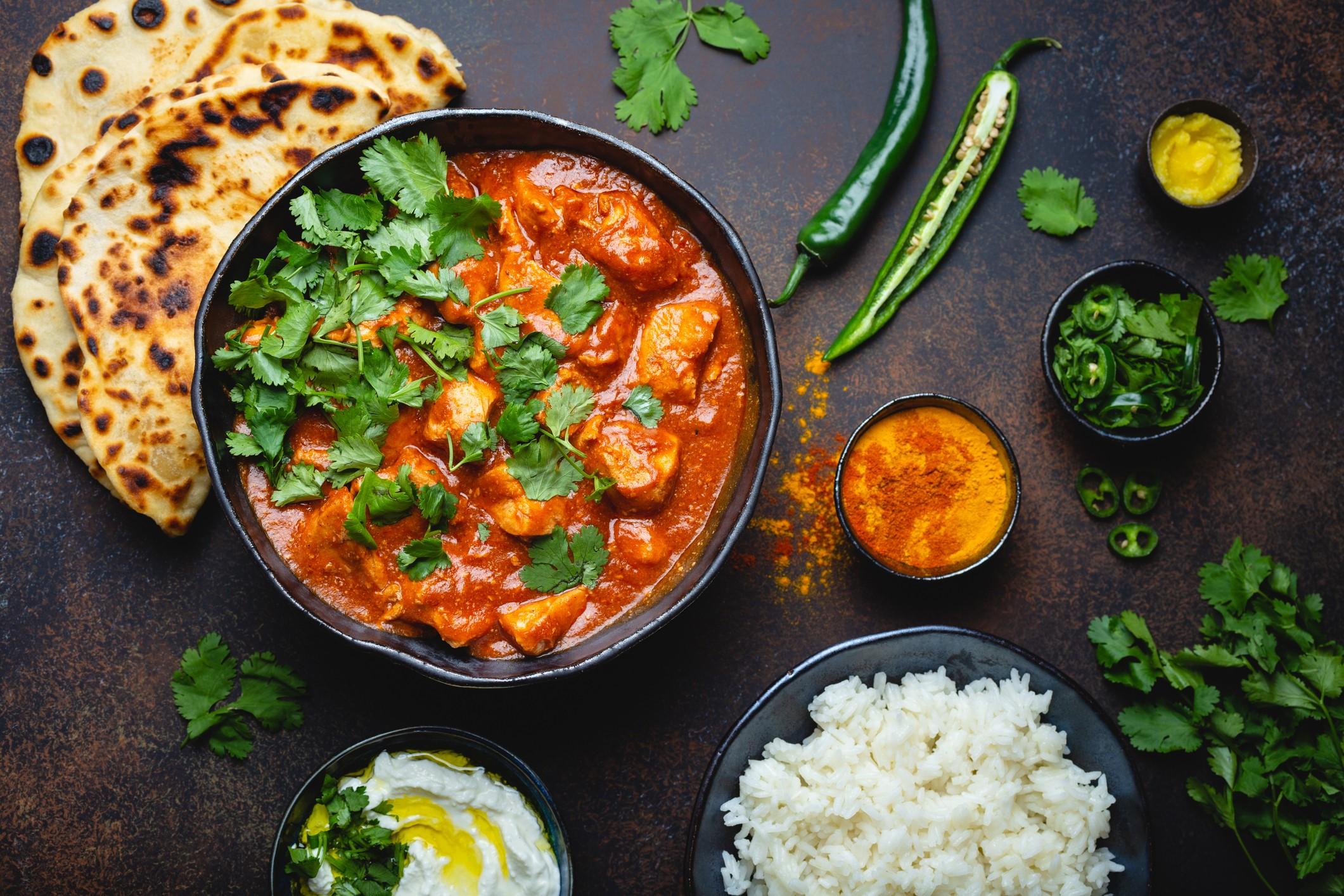 Fact check: is chicken tikka masala actually Indian, not