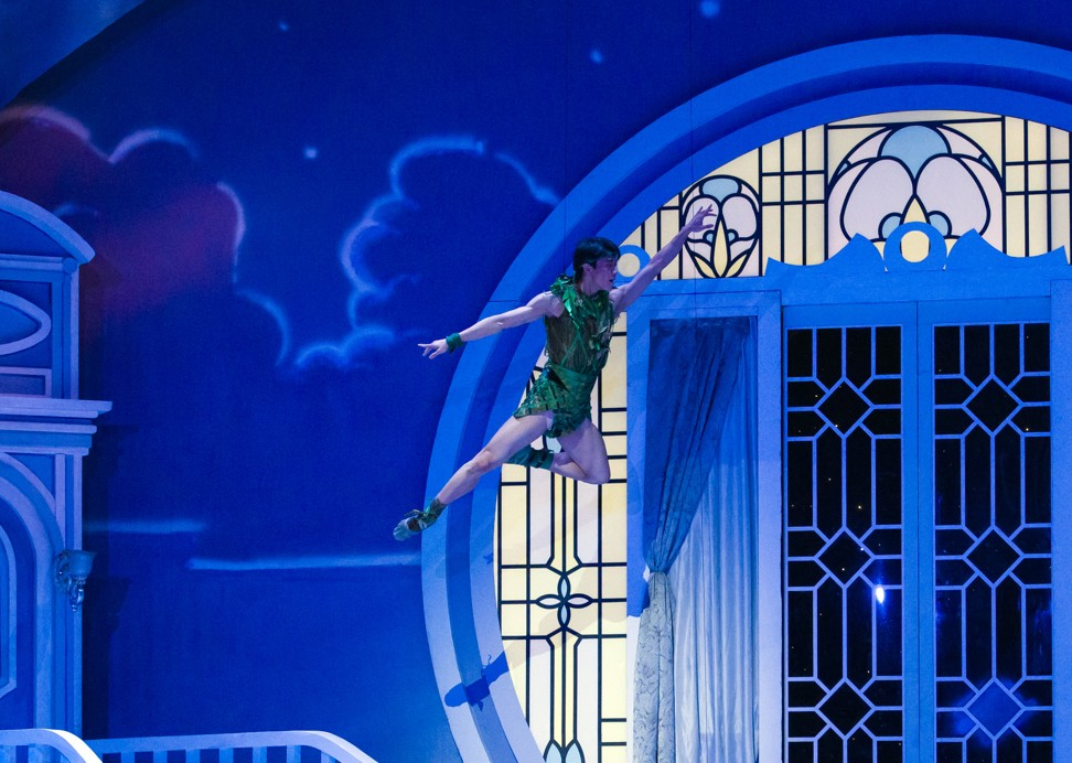 Hong Kong Ballet's Peter Pan: so much fun it lifts your spirits – Septime Webre's humour shines through