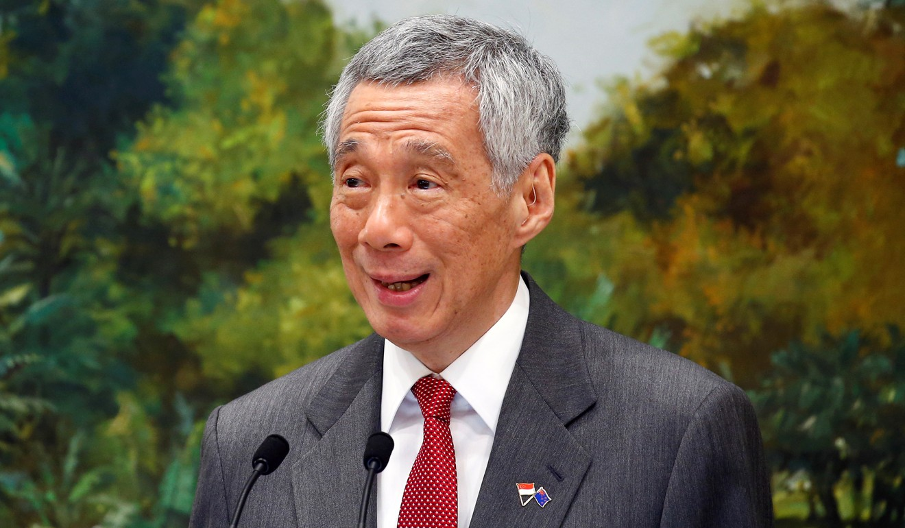Singapore PM Lee's US$1.6 million pay doesn't include perks like butlers, haircuts and free flights, says his wife Ho Ching